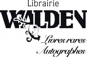 Librairie WALDEN Rarebooks